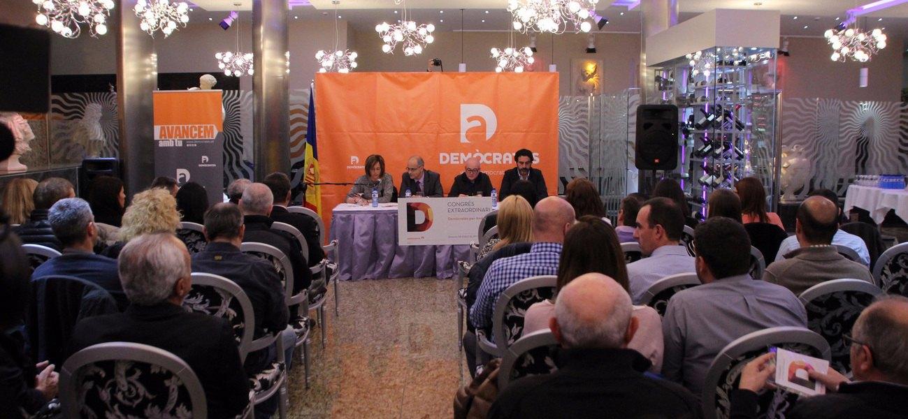 comissio economia Demòcrates per Andorra