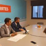Roda de premsa Jornada Martin Salvans