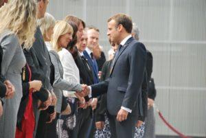Visita Copríncep Macron 2019