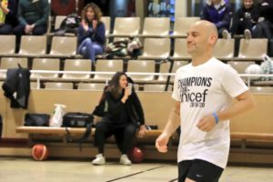 Jordi Vilanova Champions for Unicef